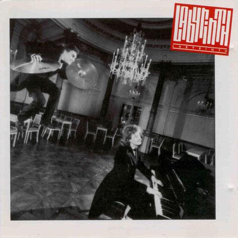 Cesar Zuiderwijk Labyrinth album 1985