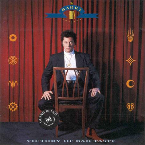 Barry Hay Victory Of Bad Taste album 1987
